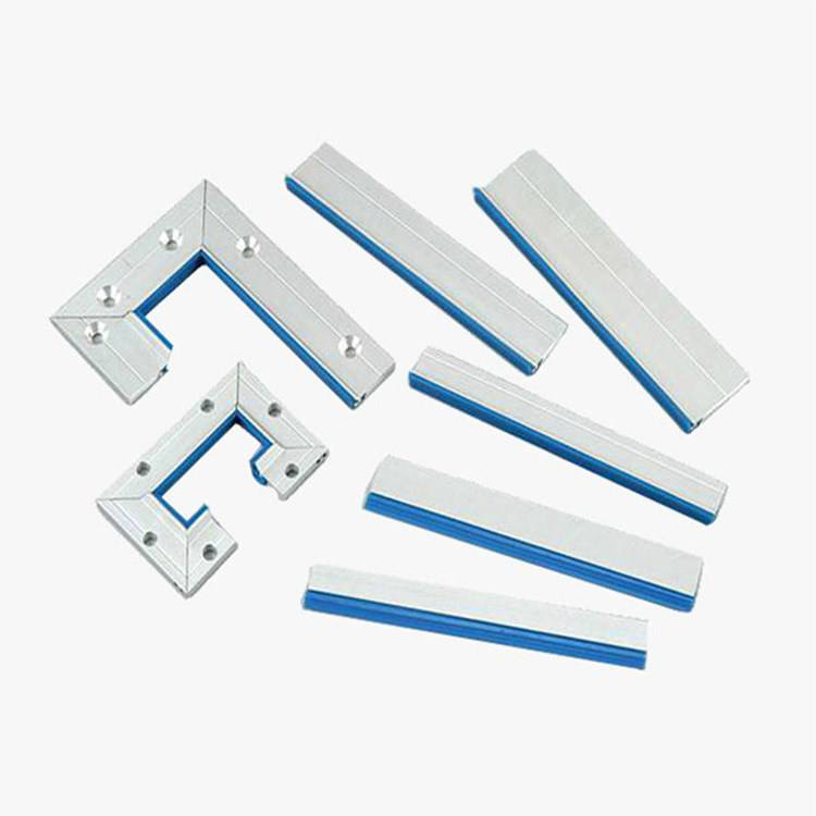 鋁合金機床刮屑板專業定做