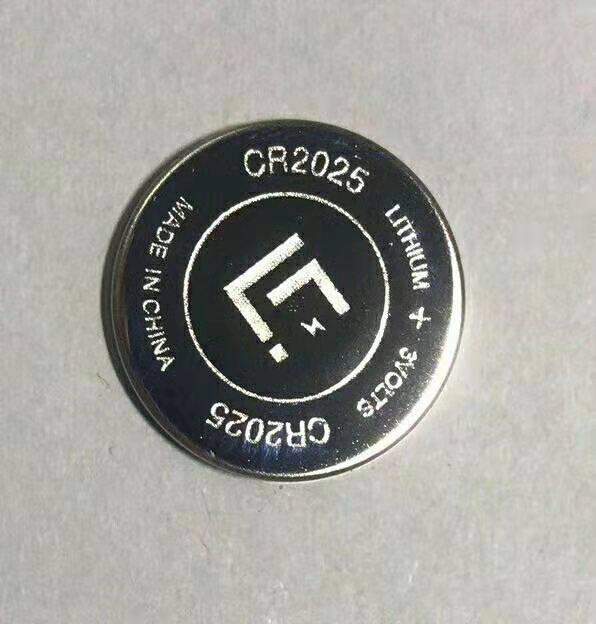 CR2025紐扣電池玩具遙控器體重秤報警器3V紐扣電子表車鑰匙通用電池