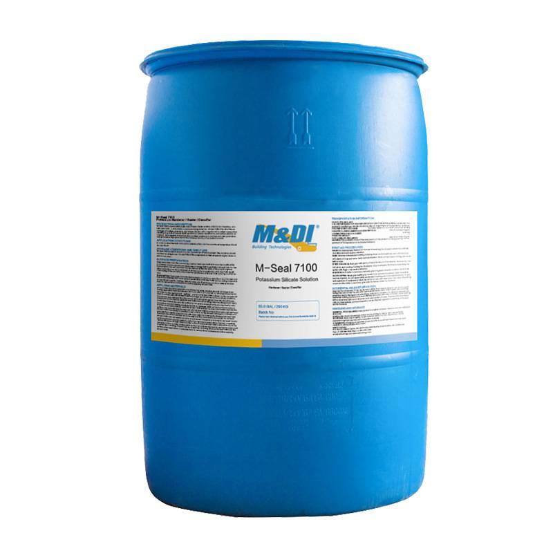 美安地M-Seal 7120钾基固化剂耐磨防滑绿色环保质量可