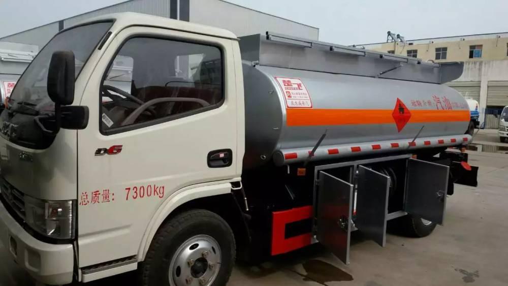 东风5吨油罐车加油车厂家直销低价出售包上户