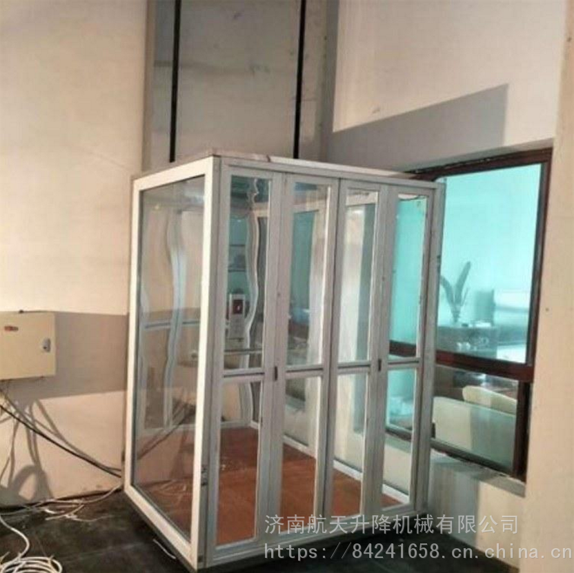 抚州家用升降机排行榜 家用液压电梯 垂直载人升降机 承载量大