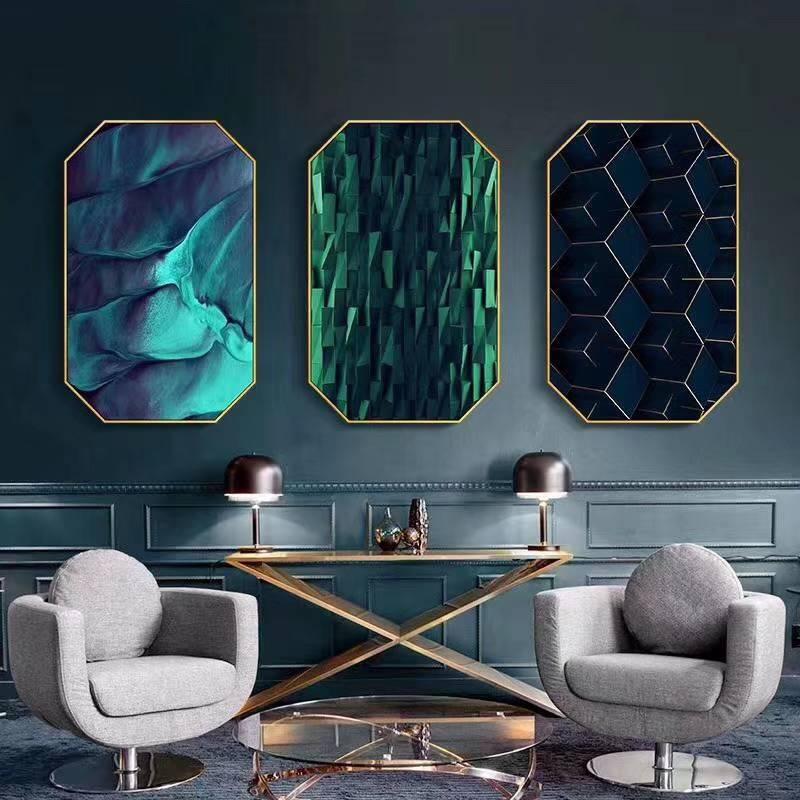 304钛金拉絲不鏽鋼方圓畫框鏡框廠家來圖定制_不鏽鋼畫框鏡框定制加工