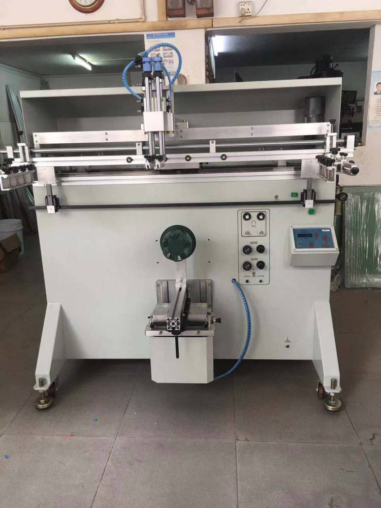 杭州杯子曲面丝印机厂家半自动丝印机