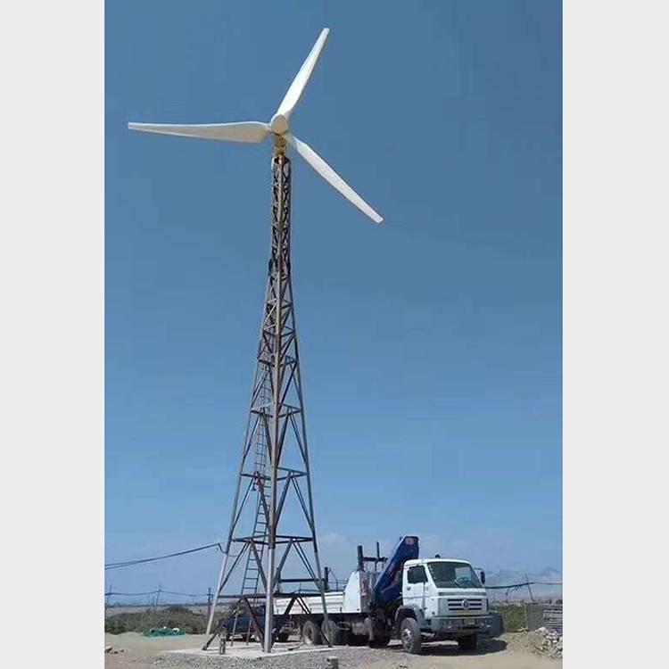 山东晟成大功率风力发电机绿色环保高效