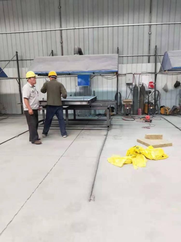 河北永润防爆板厂房产品展示图