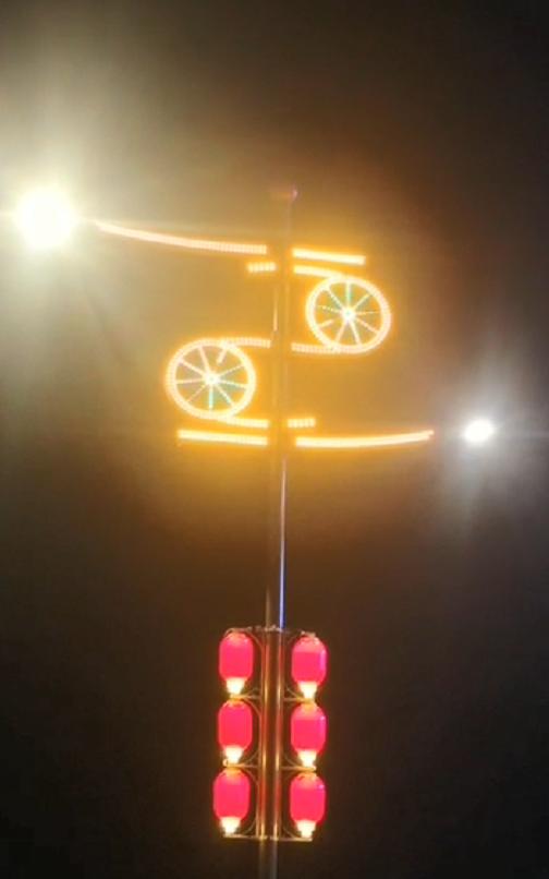文化特色路燈價格,複古路燈多少錢,名族特色路燈價錢