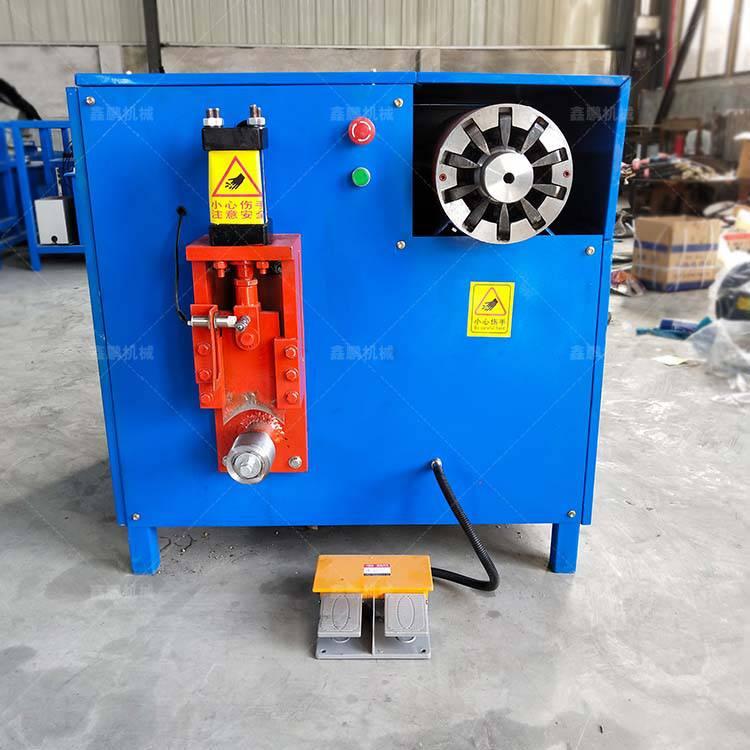 電機拆解設備廢舊長河車電機定子扒銅機性比價高易操作