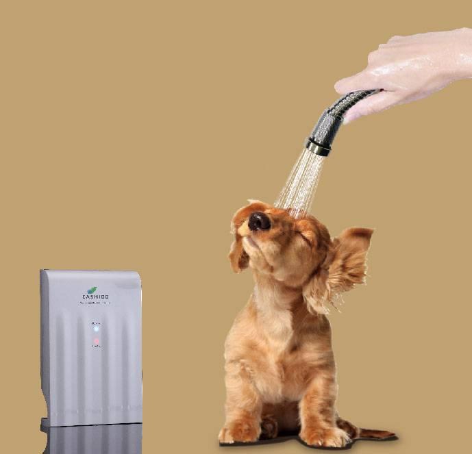 寵物摩氧浴-超氧十秒機