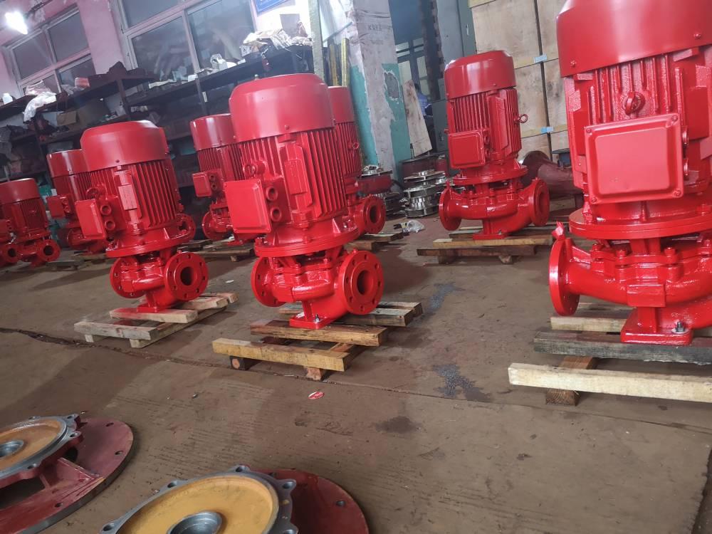 上海北洋泵业专注于各类消防水泵产品制造与研发,实拍车间生产