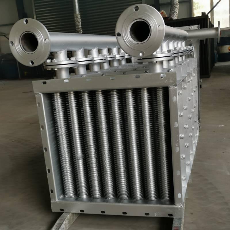 工业散热器 烘干专用翅片管散热器生产