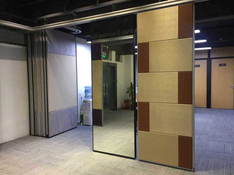 深圳赛勒尔移动隔断墙展厅各种饰面屏风效果图集合视频