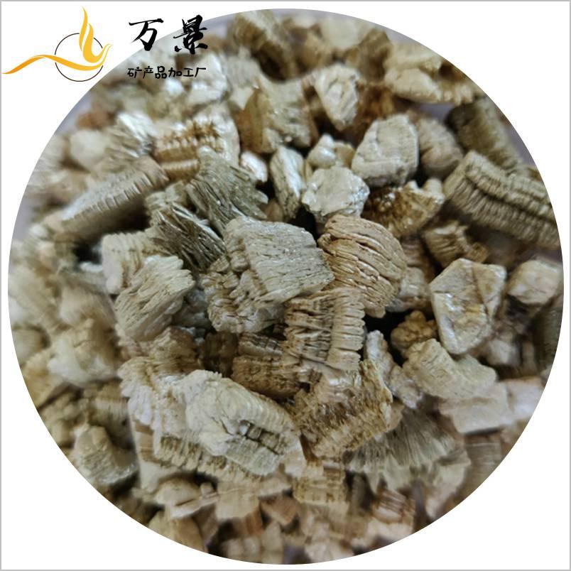 膨胀蛭石每立方米六十至一百八十公斤