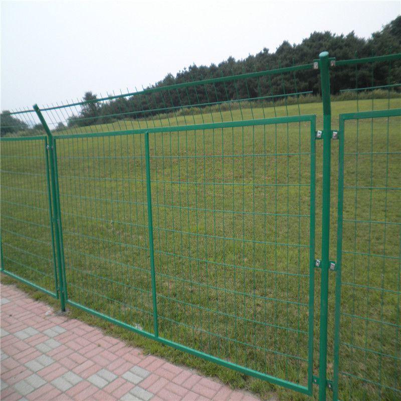 开发区封闭网 铁丝围墙网 院墙围栏
