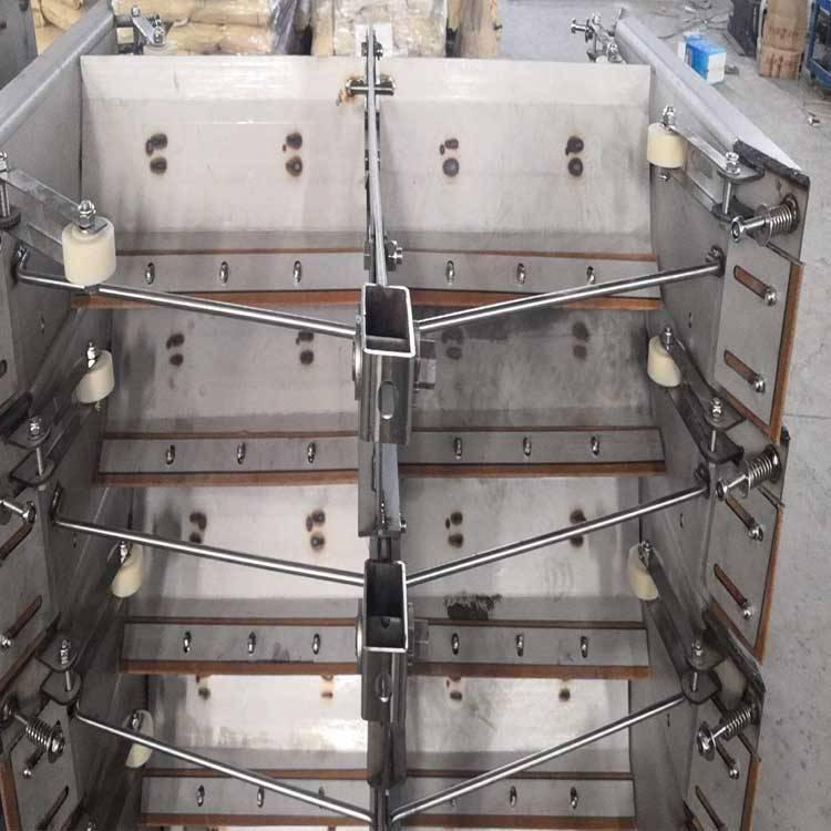 猪用自动料槽 养殖专用不锈钢料槽