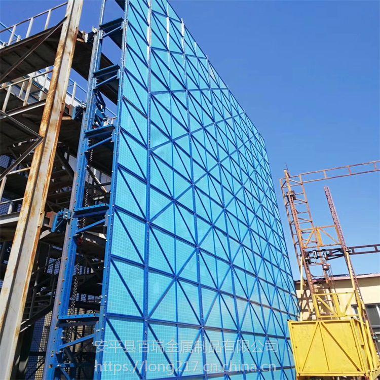 安平县凯耀丝网制品有限公司   建筑爬架网,提升架网,防护网