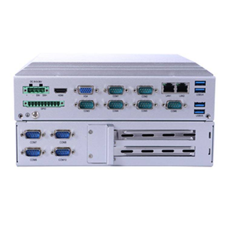 研祥M60-H-04/I5-6500TE/8G/128G/6串/8USB/2LAN_嵌入式工控机报价