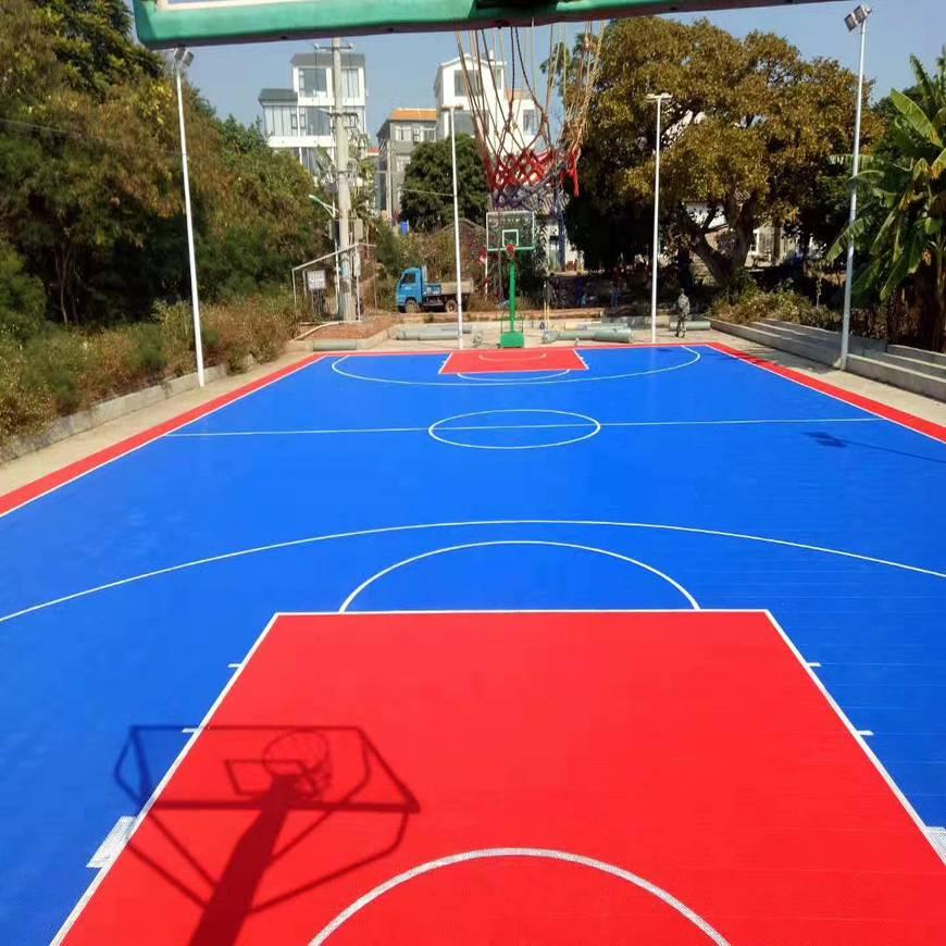 硅pu篮球场沥青层,篮球场看台,篮球场塑胶市场图片