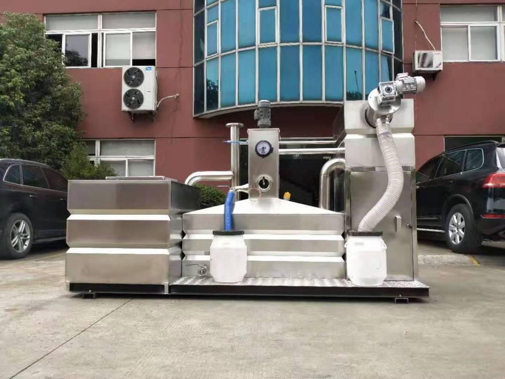 全自动隔油设备-上海统源泵业有限公司