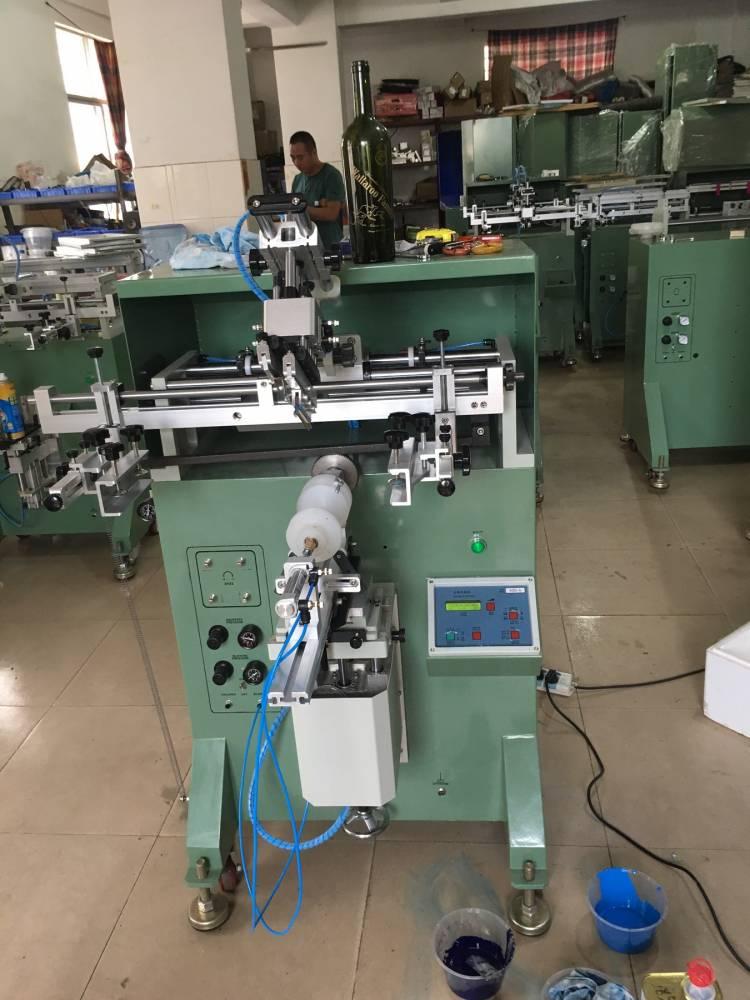 丽水注塑杯曲面丝印机厂家全自动丝印机