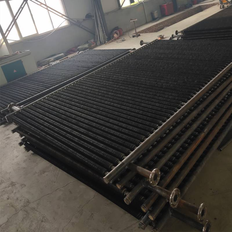 异型工业专用翅片管散热器 可定制