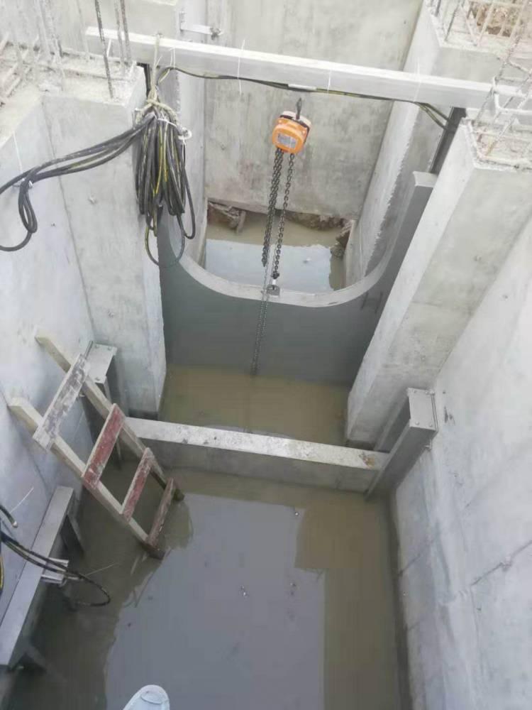 截流提升井
