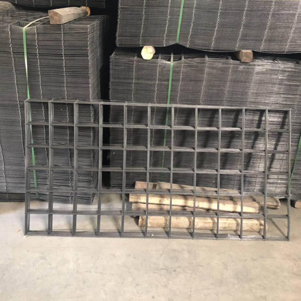 現貨建筑鋼筋網片 地面防裂網片 混凝土澆筑網廠家視頻