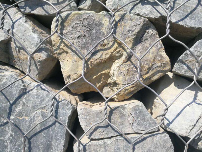 格宾石笼网装车发货湖北