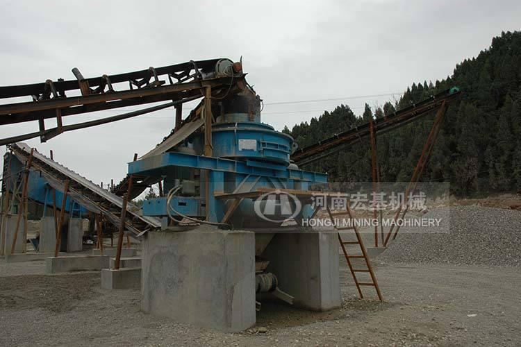 11月中旬,宝鸡英语机械为河南陕西石料厂设计制作的一套以冲击破机械设计及制造自动化专业宏基图片