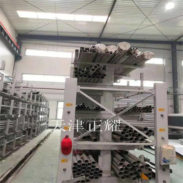 原材料货架存放管材 棒料 轴 钢材 型材 圆钢 扁钢 槽钢