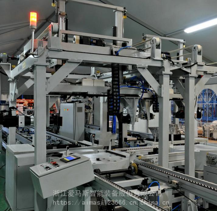 新能源汽车电机生产线 装配线 测试线