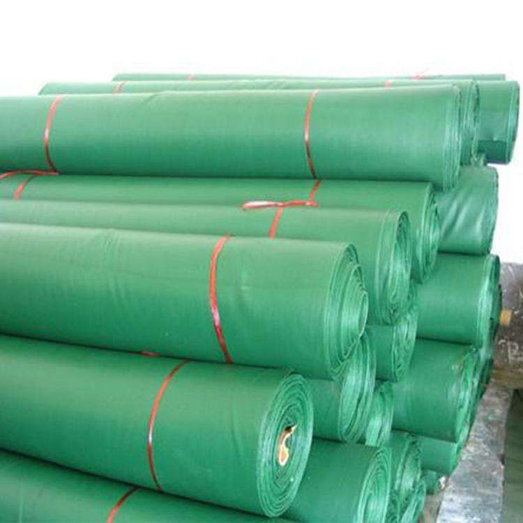 防水防火布一平米价格 玻纤涤纶pvc涂塑布