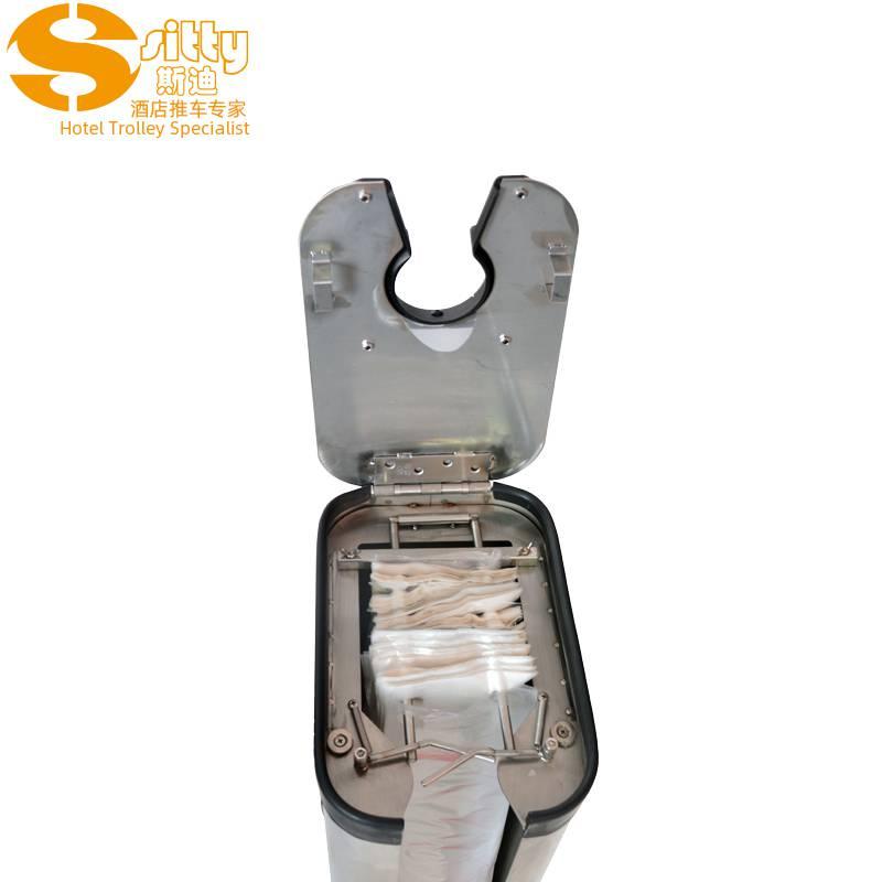 专业生产SITTY斯迪92.9000C不锈钢单头自动伞袋机/自动套伞机