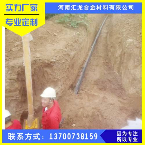 管线管道排流施工