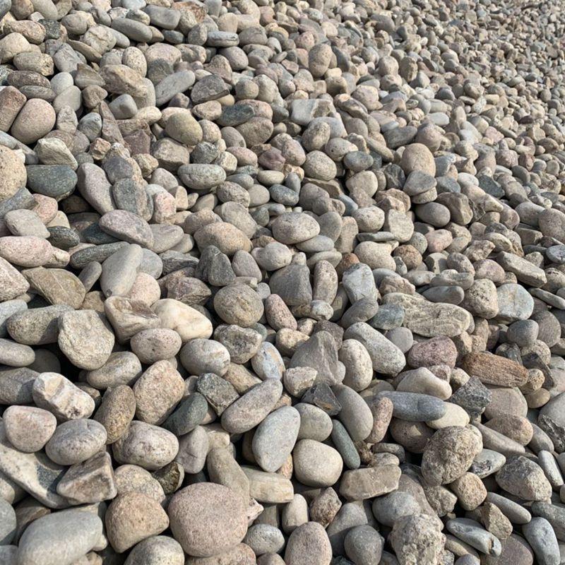 河北本格供应鱼缸盆栽装饰彩石头 多肉植物水培铺面装饰石