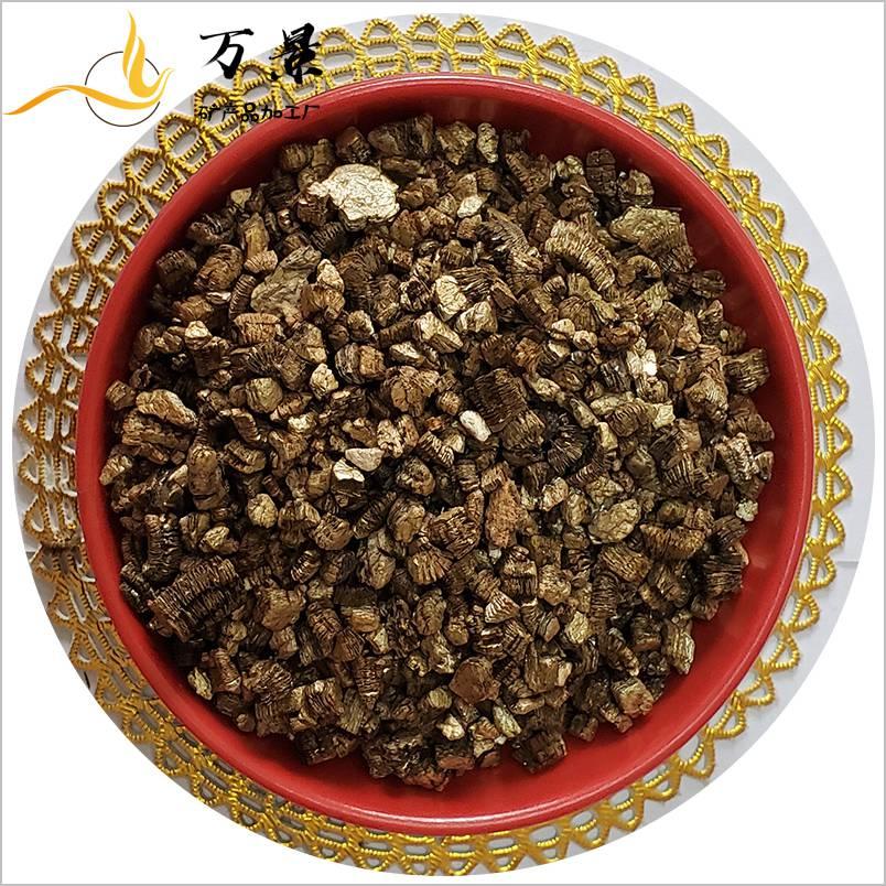 蛭石应用于蔬菜、瓜果、花卉、树木的育苗使用
