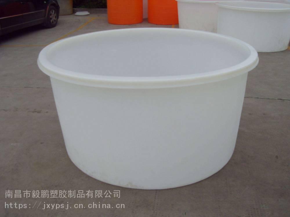 江西毅鹏塑胶聚乙烯PE圆桶皮蛋桶腌制桶厂家直销
