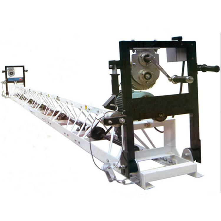 路邦9马力框架式整平机 11米混凝土振动梁 桥梁路面整平机生产厂家