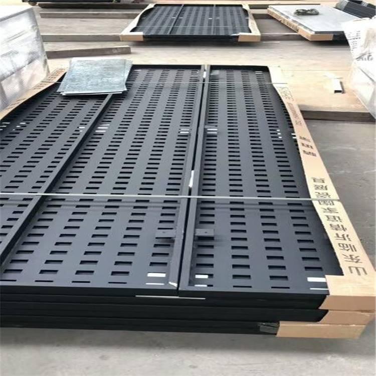 瓷砖展示展示架挂板、瓷砖挂板钢板黑色、冲孔板瓷砖挂板