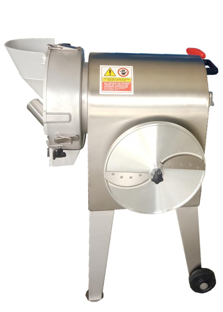 不锈钢电动土豆切丝机 土豆切片机 马铃薯切丝机 学校食堂供应设备