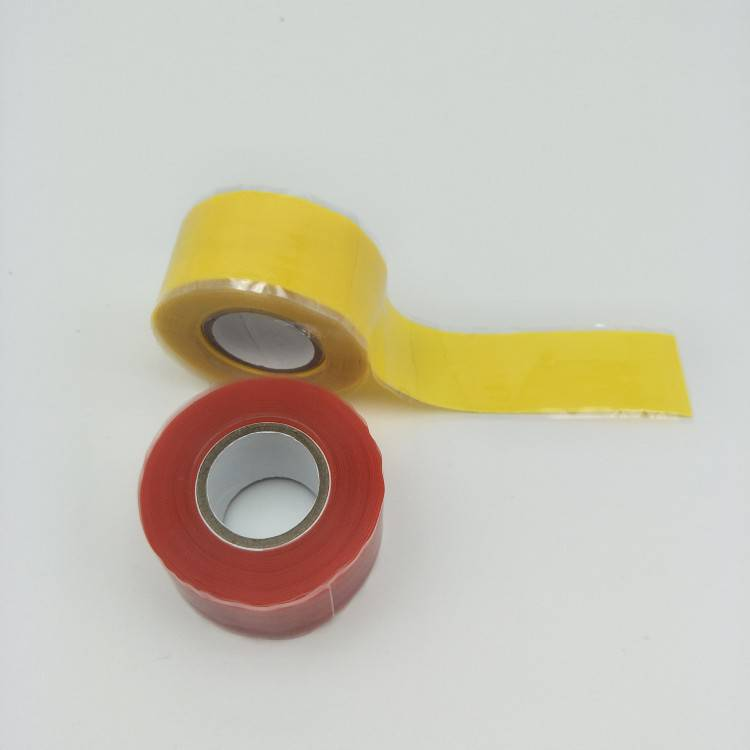 H级绝缘硅胶自粘带 自粘带生产厂家 电力硅橡胶自粘带