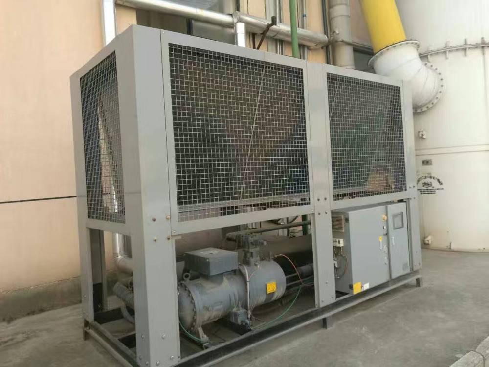 反应釜配套温控设备 反应罐用冰水机型号 冰水机型号