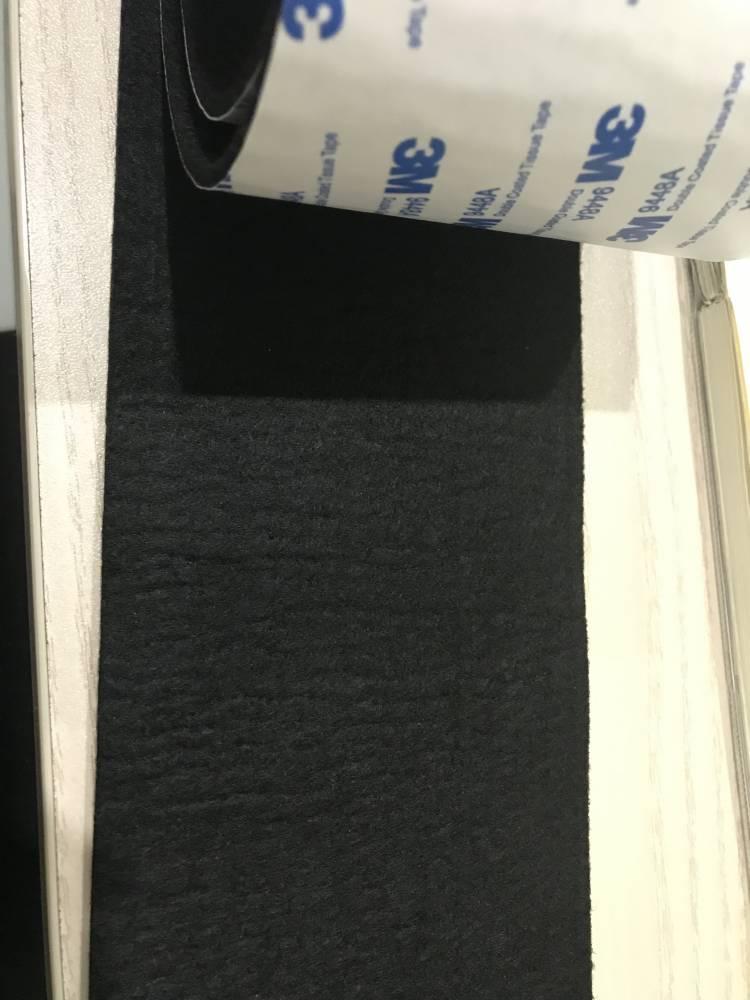 背胶用无纺布汽车模切件电子模切件用无纺布