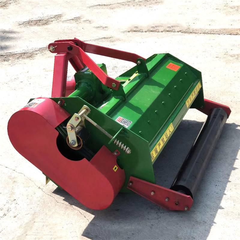 手扶拖拉机前置 秸秆粉碎还田机 四轮后置 秸秆粉碎还田机