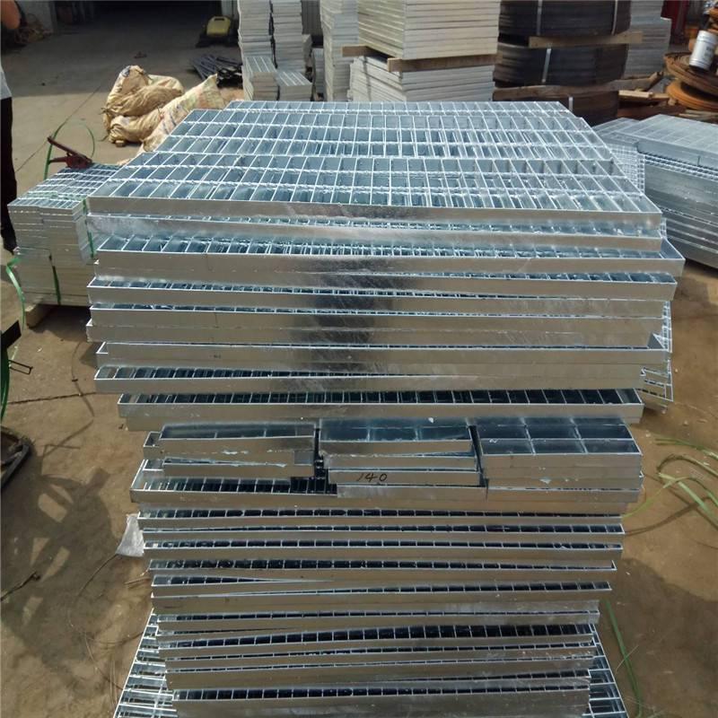 操作平台格栅板 镀锌格栅板报价 排水钢格栅