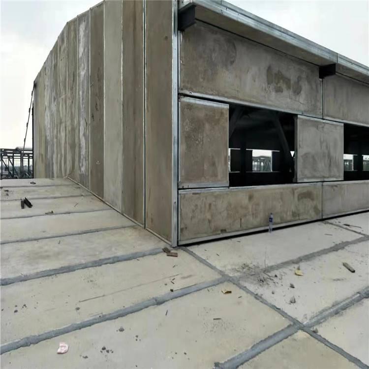 安徽淮安钢构轻强板6000*1500*100 生产周期 2