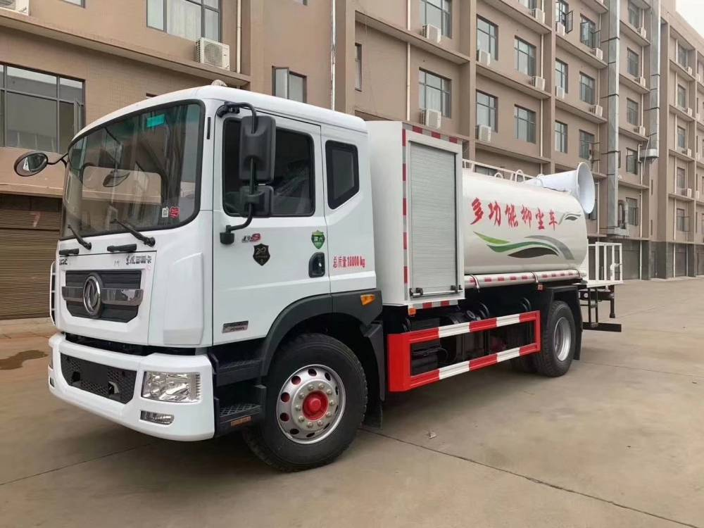 东风D9十二吨抑尘喷雾车市场标准价