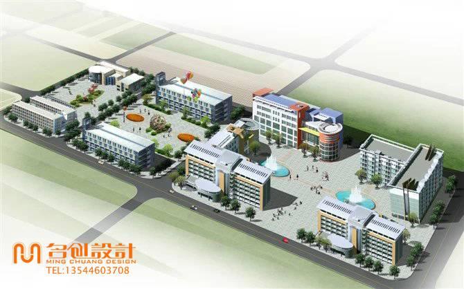 长沙专业建筑效果图制作