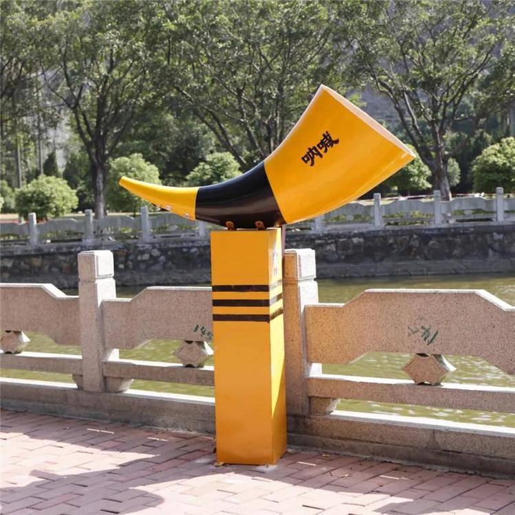 安徽安慶設計吶喊噴泉戶外大型景觀噴泉