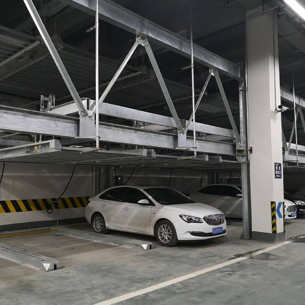 昆明五華區機械車位租用 黔南三都垂直停車設備 四川達州二手機