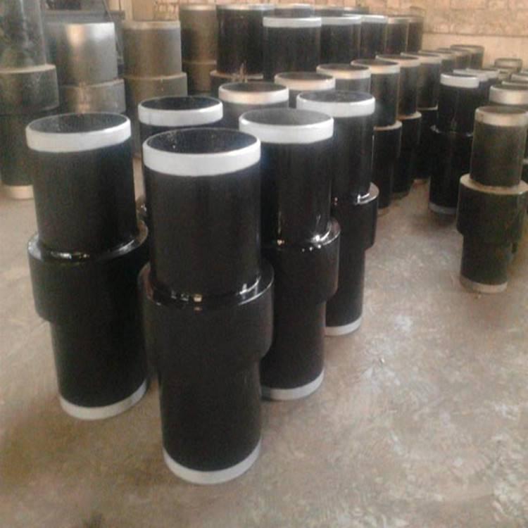 厂家直销大庆石油不锈钢防泄漏绝缘接头 DN600整体式焊接绝缘接头价格优惠